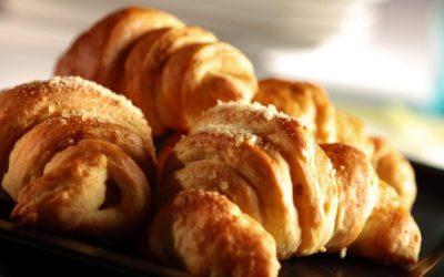 Croissants de Milho e Girassol