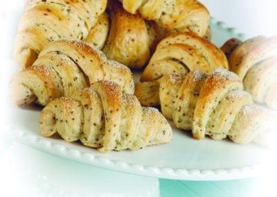 Croissants de Chia