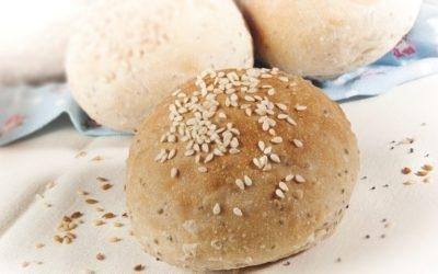 Pão de Chia e Frutos Silvestres