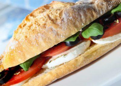 Sanduíche Italiana