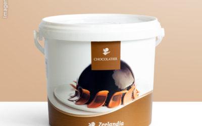 Chocolatier Delicecover White