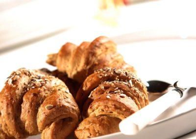 Croissants Multicereais