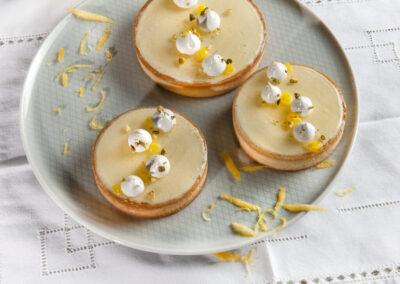 Lemon Tartelete