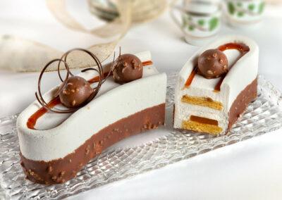 Delícia Tiramisu com Chocolate e Laranja